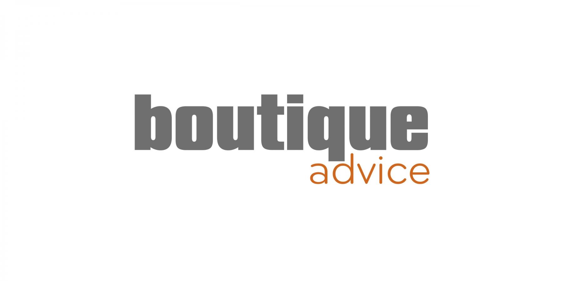 Logo Boutique Advice, 2014