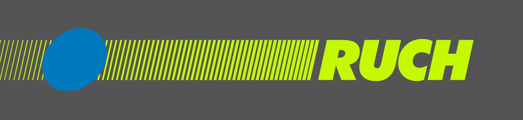 Logo Ruch SA,  projekt zespołowy z Małgorzatą i Marią Niemojewskimi, 2012