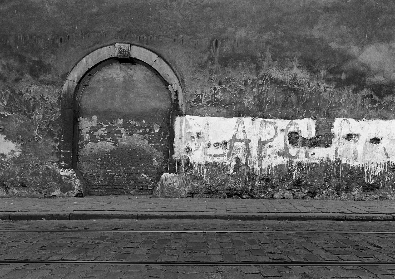 ulica Dominikańska, Kraków 1983