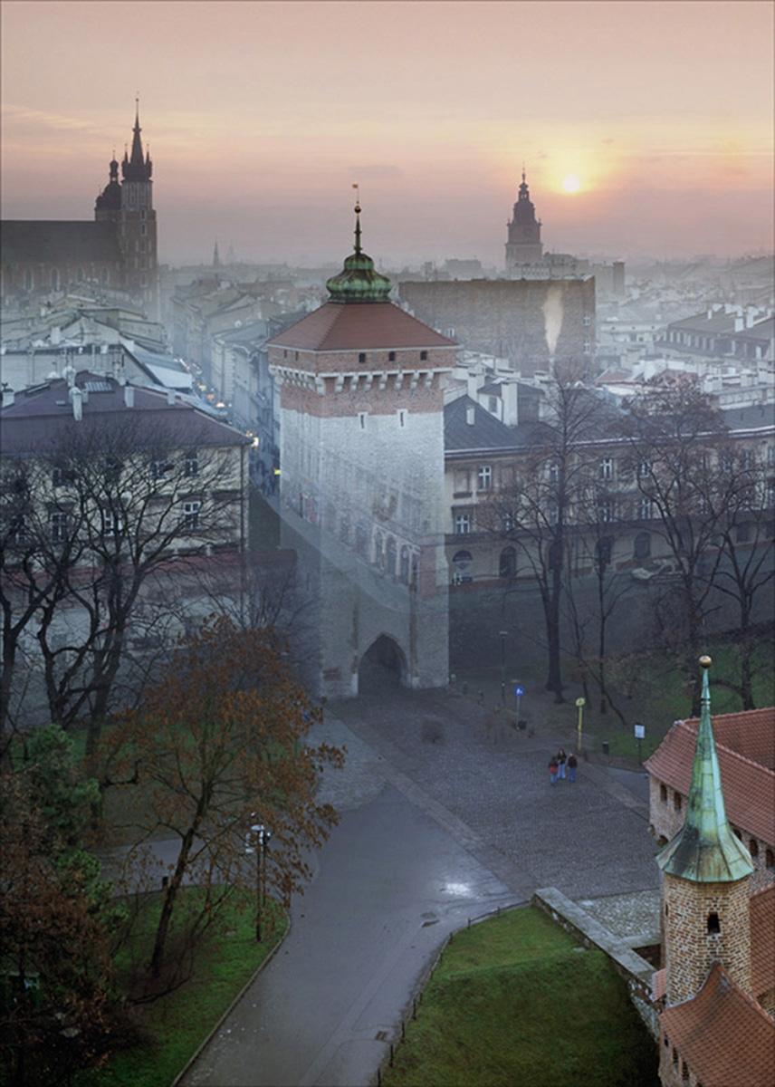 Krakow-Brama-Florianska