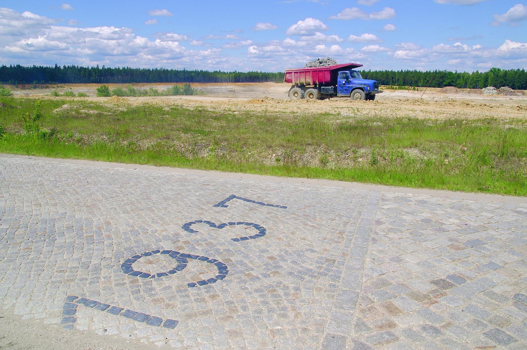 droga 350, Gozdnica