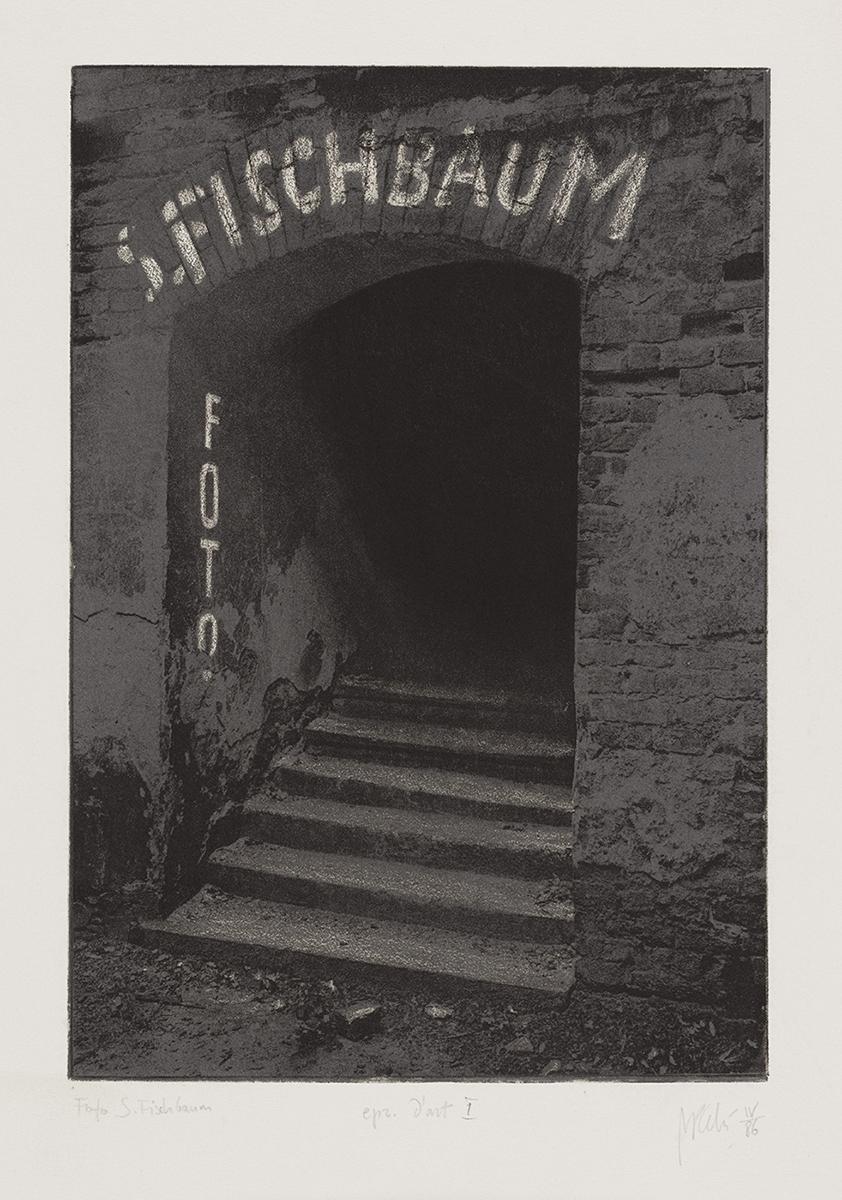 Foto S. Fischbaum, 1986