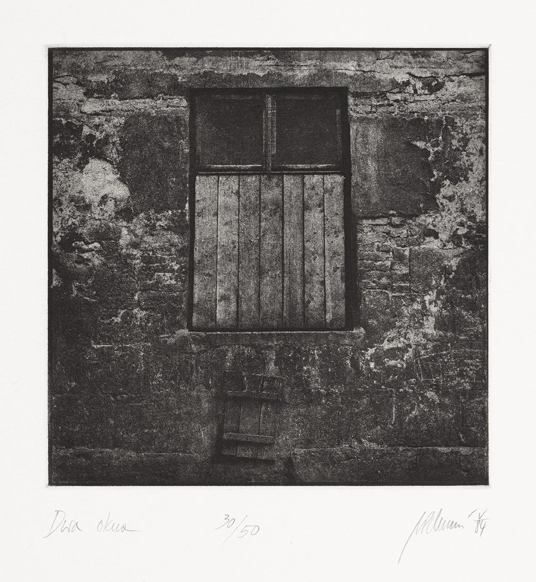 Dwa okna, 1984