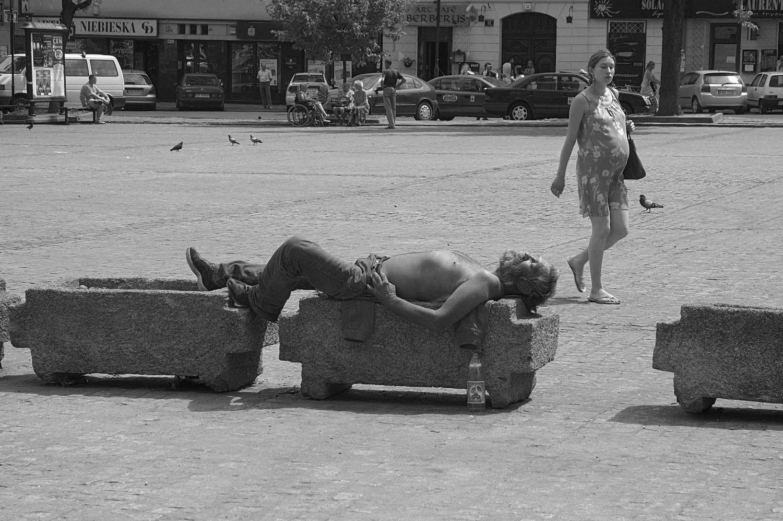 plac Wolnica, Kraków, 2006